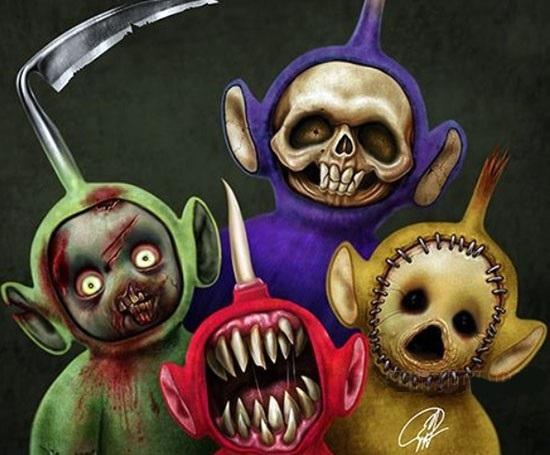 Horrortabik